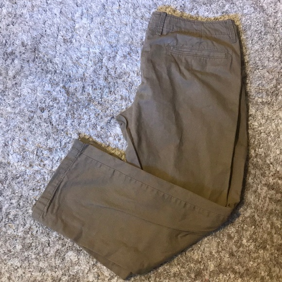 Old Navy Other - Old Navy Khakis Worn Twice!